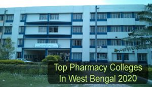 Top Pharmacy Colleges in West Bengal 2020