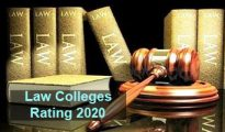 Law colleges rating 2020