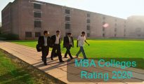 MBA Colleges Rating 2020