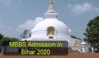 MBBS Admission in Bihar 2020