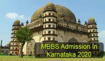 MBBS Admission in Karnataka 2020