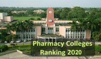 Pharmacy Colleges Ranking 2020
