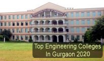 Top Engineering Colleges in Gurgaon 2020