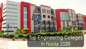 Top Engineering Colleges in Noida 2020