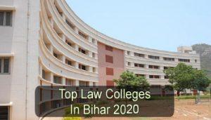 Top Law Colleges in Bihar 2020