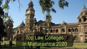 Top Law Colleges in Maharashtra 2020