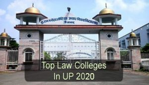 Top Law Colleges in Uttar Pradesh 2020