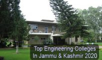 top engineering colleges in jammu & kashmir 2020