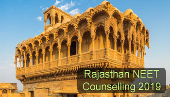 Rajasthan NEET Counselling 2019
