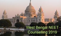 West Bengal NEET Counselling 2019