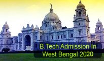 BTech Admission in West Bengal 2020