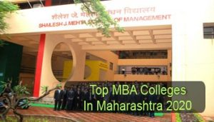 Top MBA Colleges in Maharashtra 2020