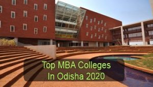 Top MBA Colleges in Odisha 2020