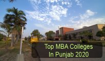 Top MBA Colleges in Punjab 2020