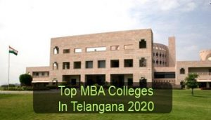 Top MBA Colleges in Telangana 2020