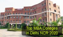 Top MBA Colleges in Delhi NCR 2020