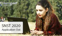 snst 2020 syllabus