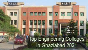 Top Engineering Colleges in Ghaziabad 2021