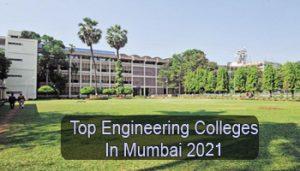 Top Engineering Colleges in Mumbai 2021