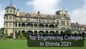 Top Engineering Colleges in Shimla 2021