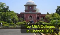 Top MBA Colleges in Chennai 2021