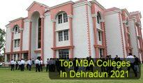 Top MBA Colleges in Dehradun 2021