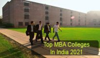 Top MBA Colleges in India 2021
