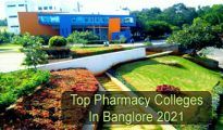 Top Pharmacy Colleges in Bangalore 2021
