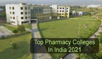 Top Pharmacy Colleges in India 2021