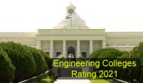 engineering colleges rating 2021