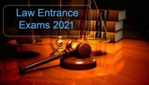law-entrance-exams-2021