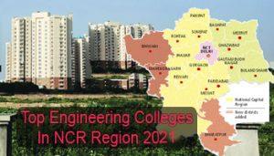Top Engineering Colleges in Delhi NCR 2021