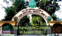Top Agriculture Colleges in Assam 2021