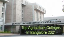 Top Agriculture Colleges in Bangalore 2021