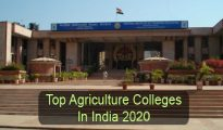 Top Agriculture Colleges in India 2020