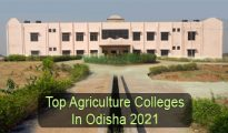Top Agriculture Colleges in Odisha 2021