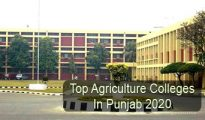 Top Agriculture Colleges in Punjab 2020