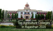 Top Agriculture Colleges in Rajasthan 2020