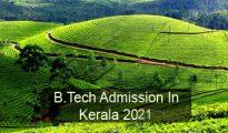 B.Tech Admission in Kerala 2021