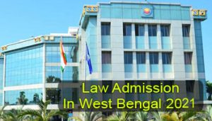 Law Admission in West Bengal 2021