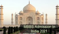 MBBS Admission in India 2021