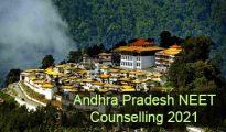Andhra Pradesh NEET Counselling 2021
