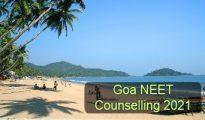 Goa NEET Counselling