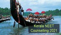 Kerala NEET Counselling 2021