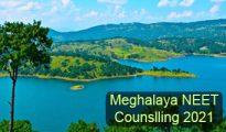 Meghalaya NEET Counselling