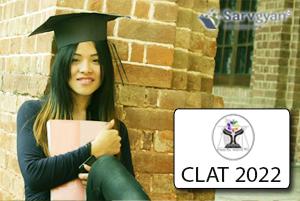CLAT 2022 Application Form